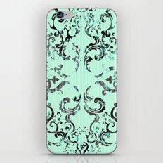Squirrel Swirl iPhone & iPod Skin