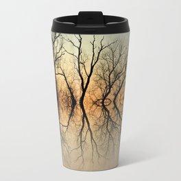 Antique tree Travel Mug