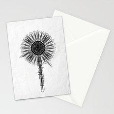 Flower Knife Stationery Cards