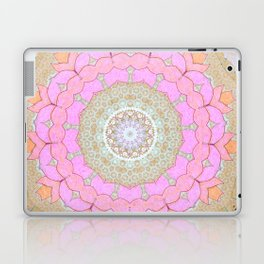 Lotus Blossom Mandala Laptop & iPad Skin