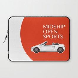 Midship Open Sports Laptop Sleeve