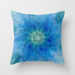The Start of Something New Throw Pillow