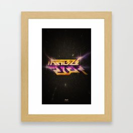 RokkHard Framed Art Print
