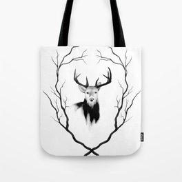DEER REVISITED Tote Bag