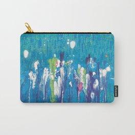 Bleu Carry-All Pouch