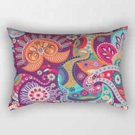 Shabby flowers #27 Rectangular Pillow