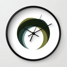 #251 Palantír – Geometry Daily Wall Clock