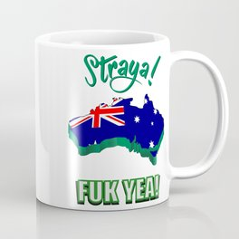 Bogan Pride 2 Coffee Mug