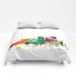 Tucson, Arizona Skyline SP Comforters