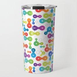 Metaball Design for Nerds Travel Mug