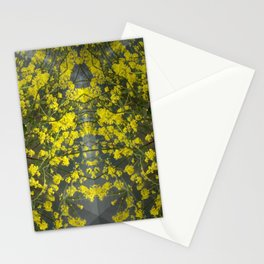 Mustard Rising Stationery Cards