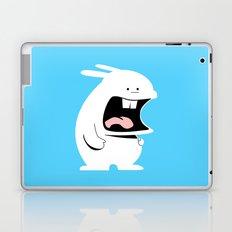 Screaming Rabbit Laptop & iPad Skin