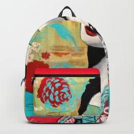 "Color Blind Series  ""Geisha"" Backpack"