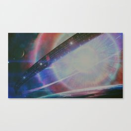 Wind of Salvation Canvas Print