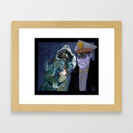 Pan's Labyrinth - Fathers Framed Art Print