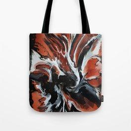 Copper Fox Tote Bag