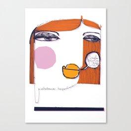 Nuda_1 Canvas Print