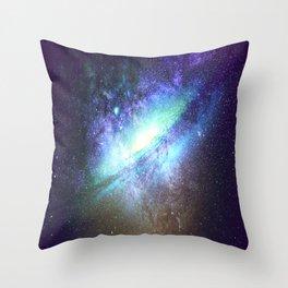 Planetary Nebula - Spiral Constellation Throw Pillow