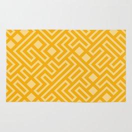 Gold Mosaics Rug