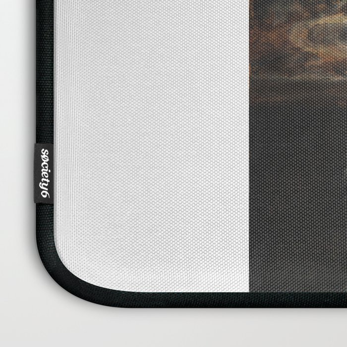 Moaner Lisa Laptop Sleeve