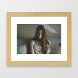 Virgin Thoughts Framed Art Print