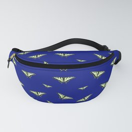 Butterfly Tile Fanny Pack