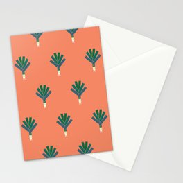 Vegetable: Leek Stationery Cards