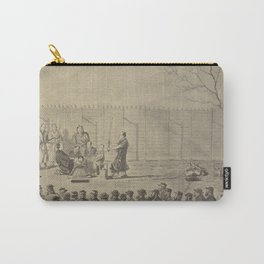 Beheaded Carry-All Pouch