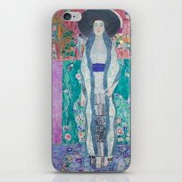 Gustav Klimt Adèle Bloch Bauer II (1912) iPhone Skin