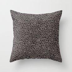 Spiral Pattern Throw Pillow