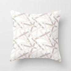 Washi [White] Throw Pillow