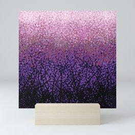 Plum Blossom Tree Grove Mini Art Print