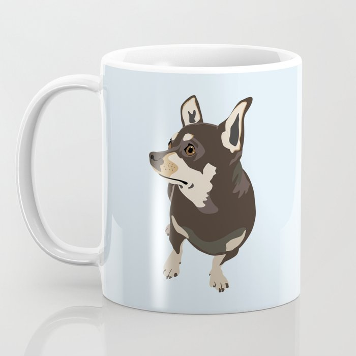 Hopeful Dog Coffee Mug