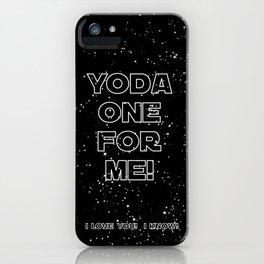 Star Crossed lovers 1 iPhone Case
