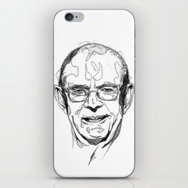 Wilbur Smith iPhone Skin