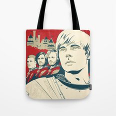 Join Camelot's Knights - Merlin Tote Bag
