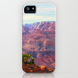 Grandview Grand Canyon by Amanda Martinson iPhone Case