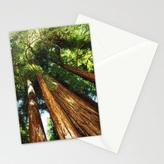 Glorious Redwoods... Stationery Cards