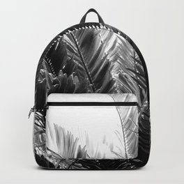 Tropical Leaves Dream #3 #tropical #decor #art #society6 Backpack