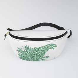 Japanese Monster Fanny Pack