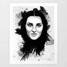 Polliani Art Print