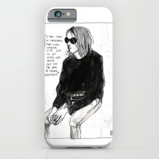 I was tired of pretending that I was someone else just to get along with people Slim Case iPhone 6
