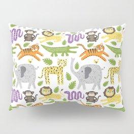 Kids Jungle Design Pillow Sham