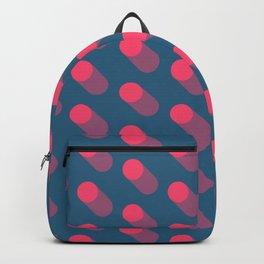 Bubblegum dark polka Backpack