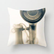 Can you hear me.....now? Throw Pillow