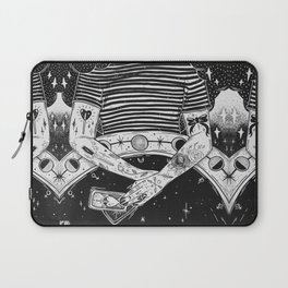 The Fortune Teller Laptop Sleeve