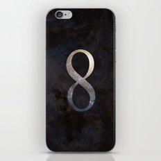 Infinity Symbol iPhone & iPod Skin