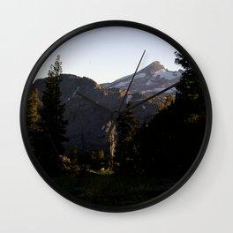 Lone Pine Wall Clock