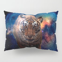 Tiger Power Animal  Pillow Sham