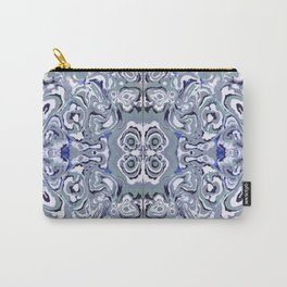 Periwinkle Oyster Farm Carry-All Pouch